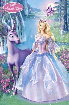 Barbie lac des cygnes - Barbie le lac des cygnes ...
